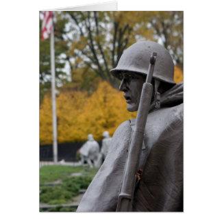 Situación de los veteranos del monumento de Guerra Felicitacion