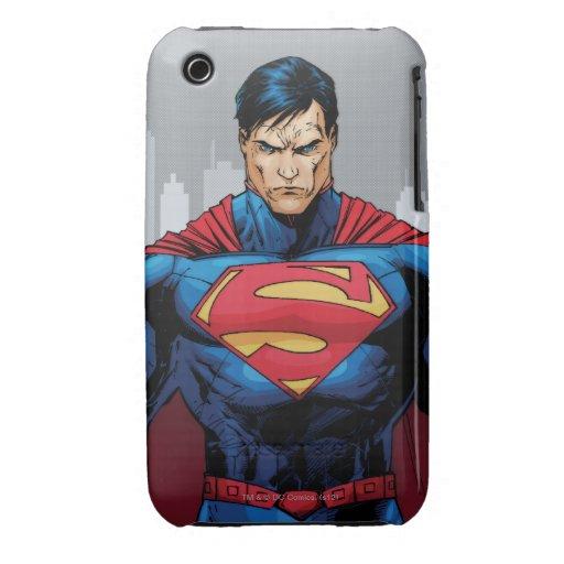 Situación del superhombre iPhone 3 Case-Mate cárcasa