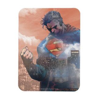 Situación del superhombre iman flexible