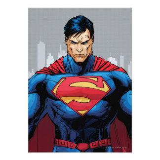 Situación del superhombre invitación