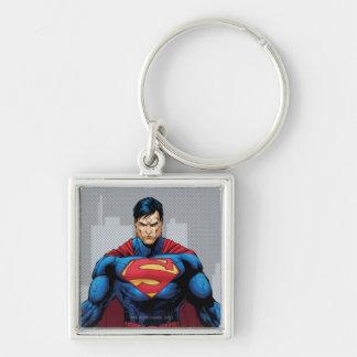 Situación del superhombre llaveros personalizados