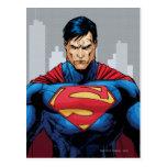 Situación del superhombre postal