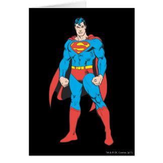 Situación del superhombre tarjetón