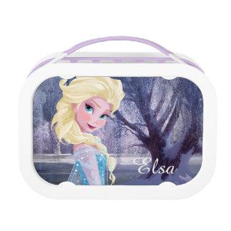 Situación lateral del perfil de Elsa el  
