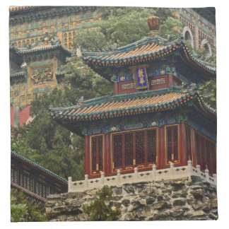 Situated in the outskirts of Haidian District, Cloth Napkin