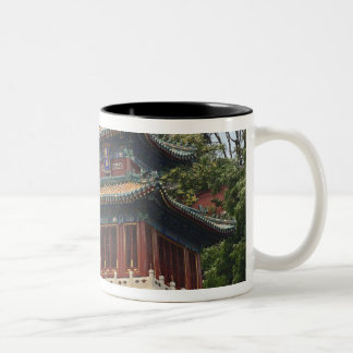 Situated in the outskirts of Haidian District, Two-Tone Coffee Mug