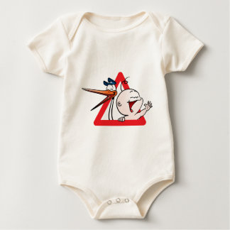 Situation Changed Baby Bodysuit