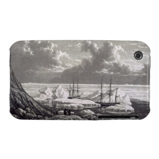 Situation of H.M. Ships Hecla & Griper from the 17 Case-Mate iPhone 3 Cases
