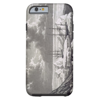 Situation of H M Ships Hecla Griper from the 17 iPhone 6 Case