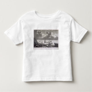 Situation of H.M. Ships Hecla & Griper from the 17 Toddler T-shirt