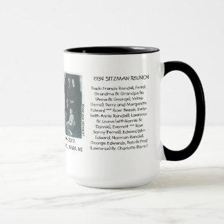 Sitzman 50th Reunion Celebration Mug