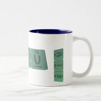 Siu  as Sulfur Iodine Uranium Mugs