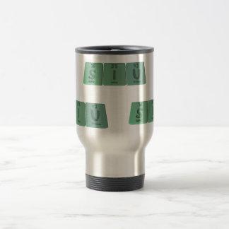 Siu  as Sulfur Iodine Uranium Travel Mug