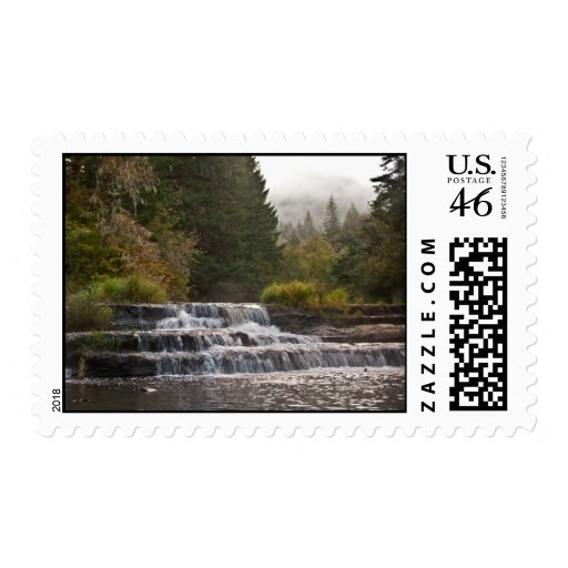 Siuslaw Falls Summer Stamps