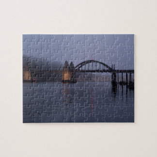 Siuslaw River Bridge Jigsaw Puzzle