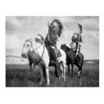 Siux Chiefs, 1905 Postales