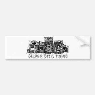 Siver City Bumper Sticker