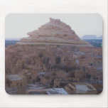 Siwa Oasis panoramic photograph Mousepad