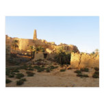 Siwa Temple of Amun - Oracle of Siwa Postcard
