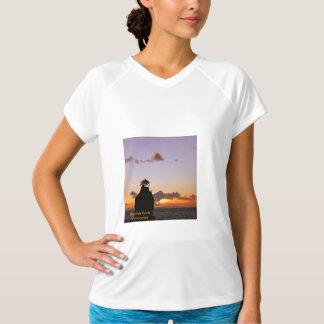 Siwash Rock, Vancouver Ladies Shirt