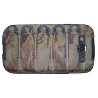 Six Apostles, c.1390 (fresco) Samsung Galaxy S3 Cases