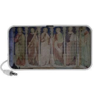 Six Apostles, c.1390 (fresco) Portable Speaker