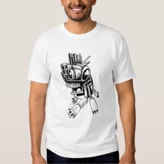 Six Armed Shout T Shirt