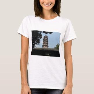 six banyan trees pagoda temple T-Shirt
