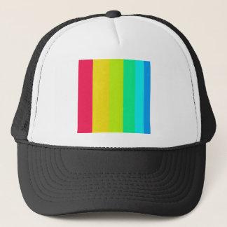 Six Colors Trucker Hat