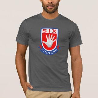 Six Fingers at the Britannia T-Shirt