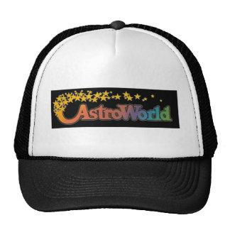 Six Flags Astroworld Amusement Park (HoustonTexas) Mesh Hat