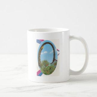 Six Flags Astroworld - Greezed Lightnin' Coffee Mug