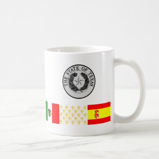 Six Flags of Texas mug