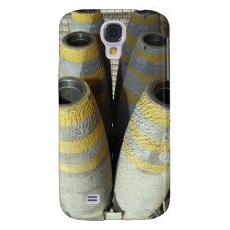 Six GBU-12 bombs sit in a rack Samsung Galaxy S4 Covers