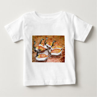 Six Geese A Laying Baby T-Shirt
