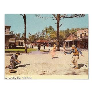 Six Gun Territory Theme Park (Ocala, FL) Card