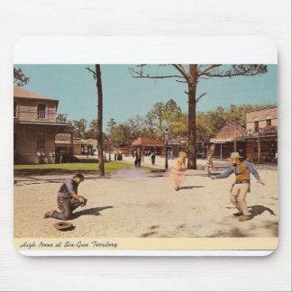 Six Gun Territory Theme Park (Ocala, FL) Mouse Pads