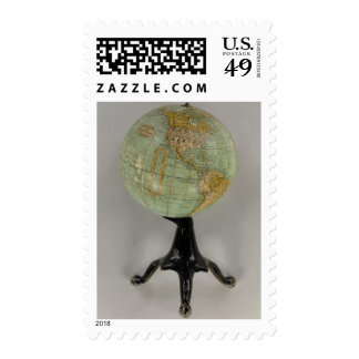 Six Inch Terrestrial Globe Stamps