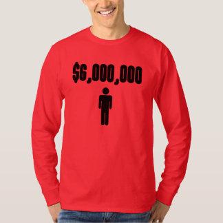 Six Million Dollar Man T-Shirt
