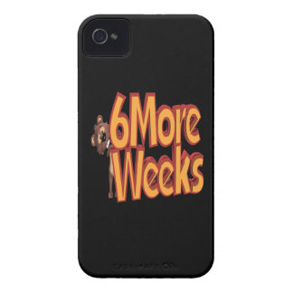 Six More Weeks Case-Mate iPhone 4 Cases