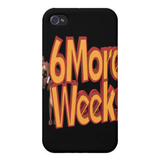 Six More Weeks Covers For iPhone 4