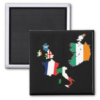 Six Nations Championship 11th series T-Shirt Fridge Magnet