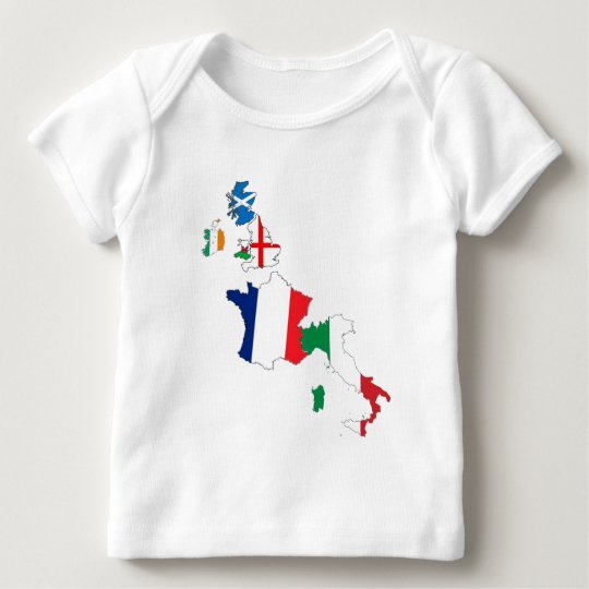 Six Nations Championship Baby T-Shirt
