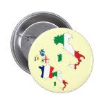 Six Nations - Italy Pin