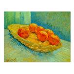 Six Oranges by Vincent van Gogh Postcard