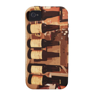 Six Pack Vibe iPhone 4 Cover