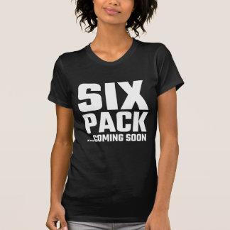 Six Pack Coming Soon Shirt