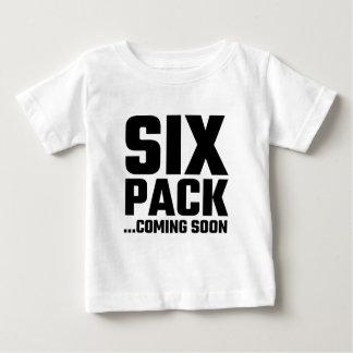 Six Pack Coming Soon Tee Shirt
