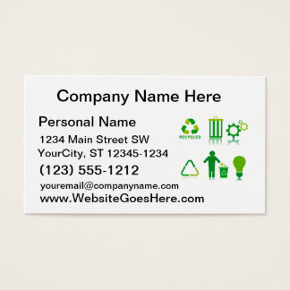 six recycling designs on one.png business card