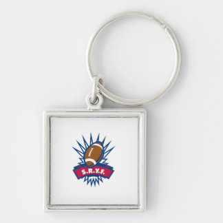 Six Rivers Youth Football Sryf Conference, Inc Und Keychain